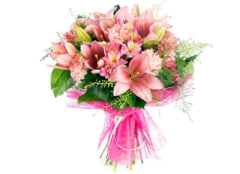 envio flores madrid