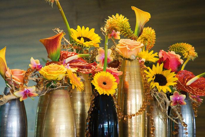 Las flores del Mes. El girasol. (Helianthus)