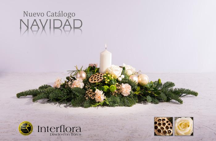 Nuevo catálogo de Navidad Interflora