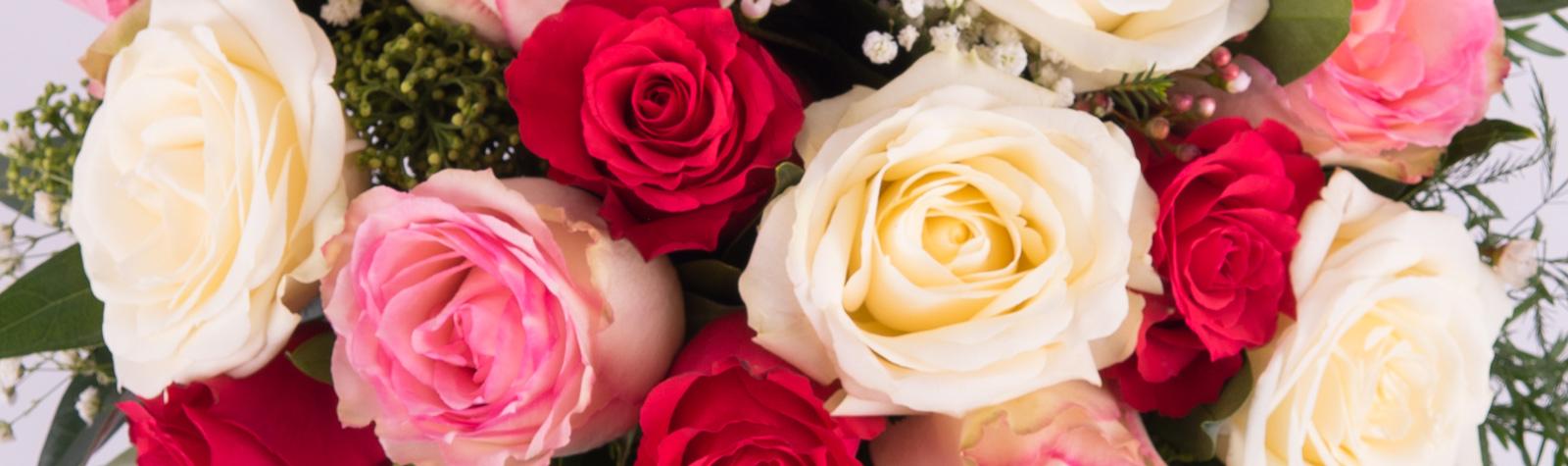 El significado del color de las rosas.