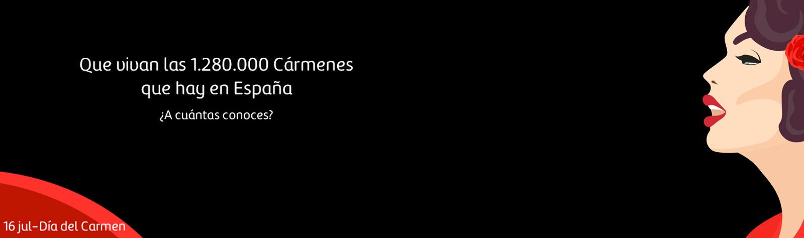 Día del Carmen Interflora