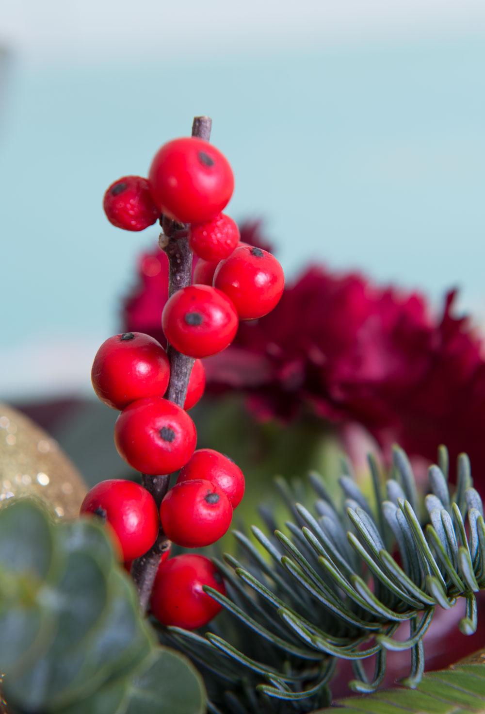 Acebo Y Muérdago Las Flores De La Navidad Interflora