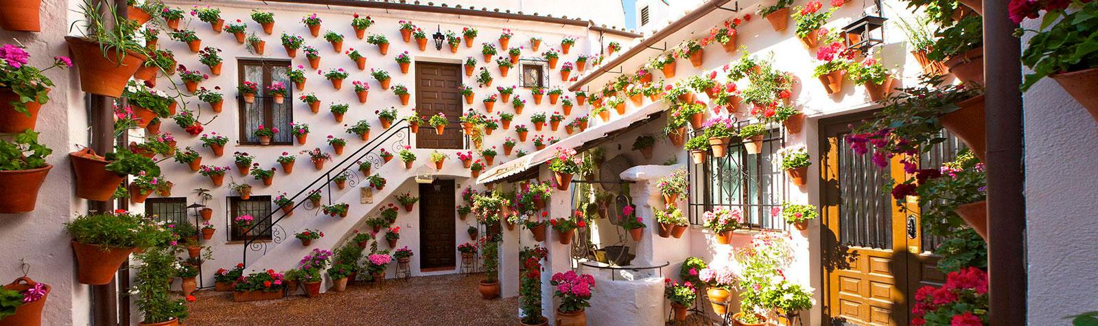 Córdoba, ciudad de flores