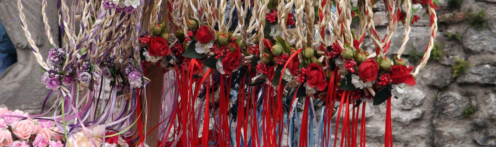 Fiestas florales en España