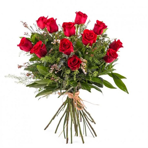 regalo san valentin flores frescas rosas