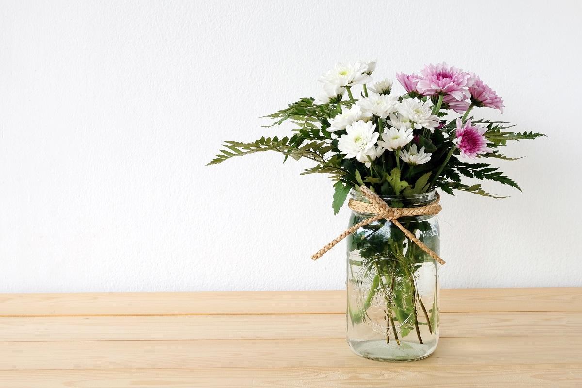 Jarrones originales para tu ramo de flores