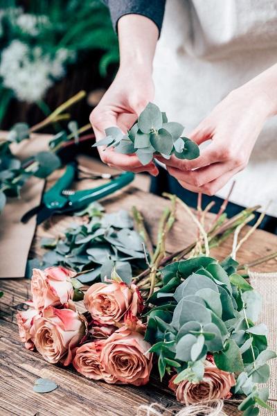 Arreglos florales Interflora