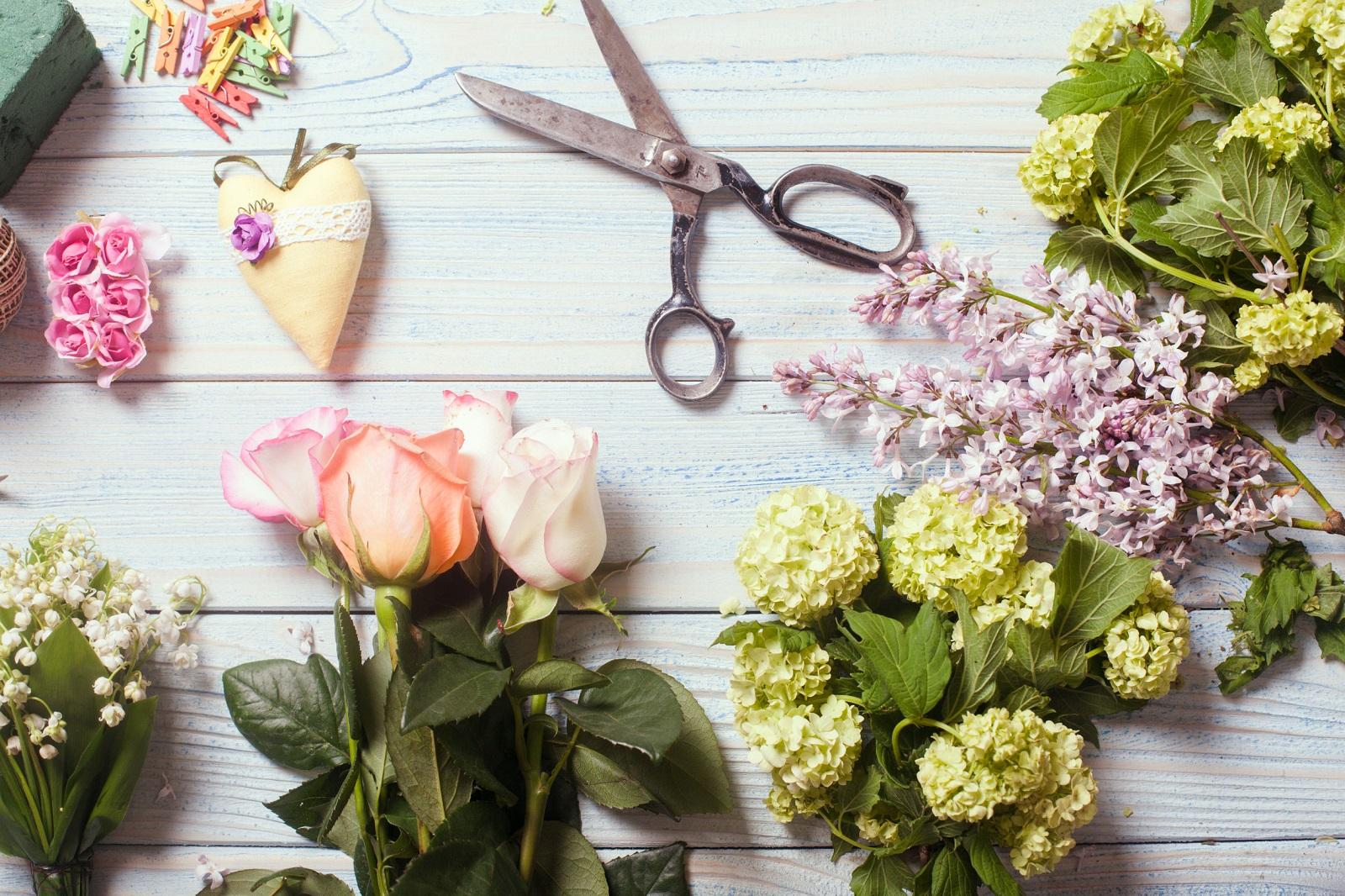 Cómo hacer arreglos florales llenos de armonía