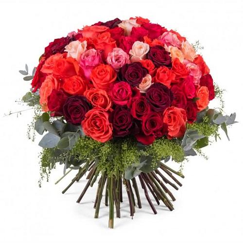 regalo san valentín ramo-rosas-derroche