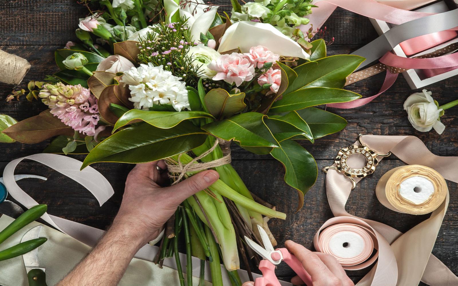 ¿Cuánto cuesta un ramo de flores para regalar en Interflora?