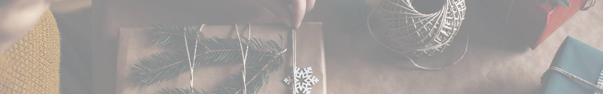 Regalos originales de Navidad en forma de flores y plantas