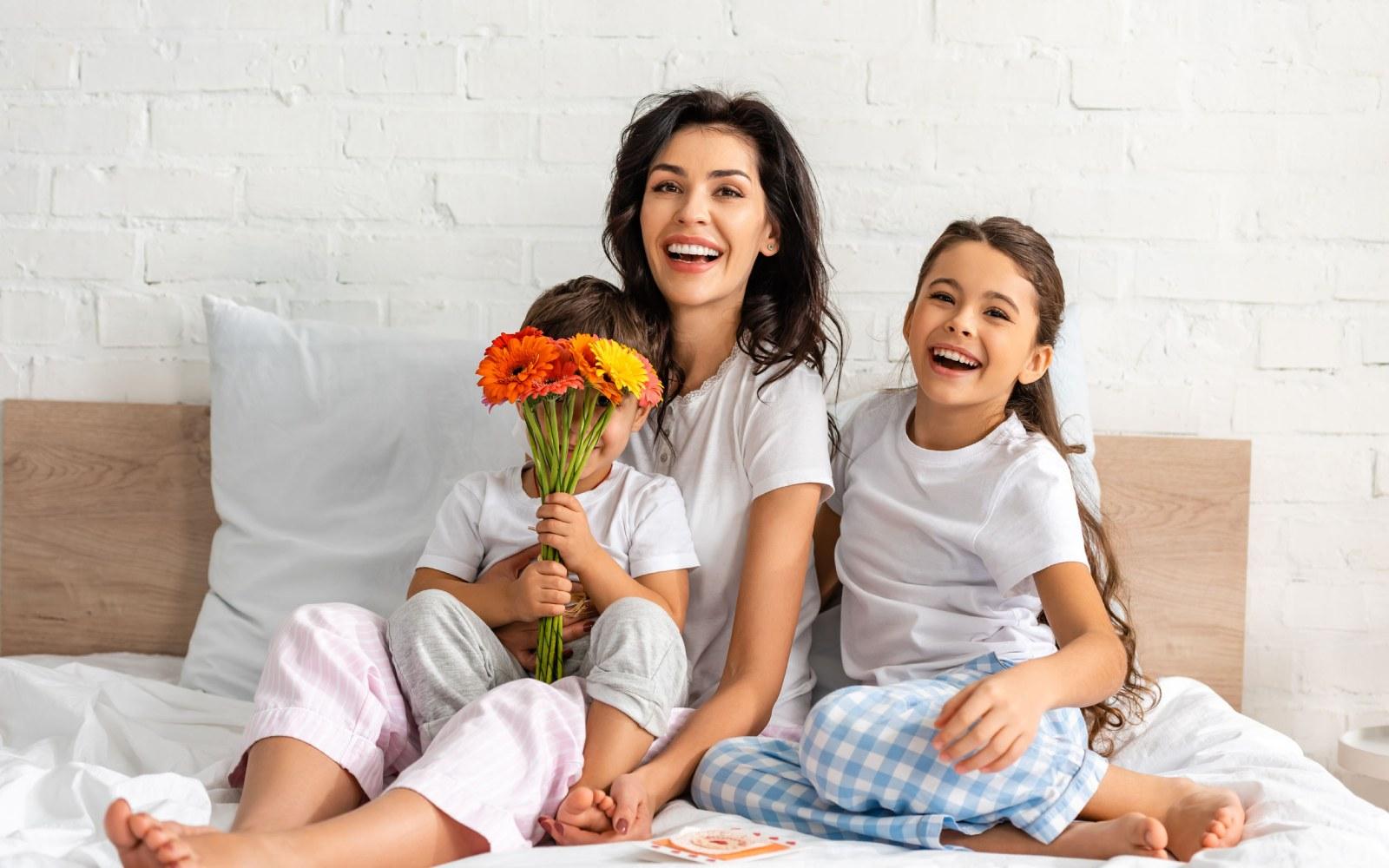 Celebración del Día de la Madre en el mundo