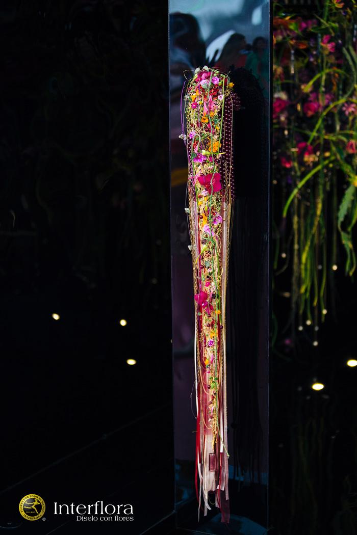 Ramo de novia copa de españa interflora