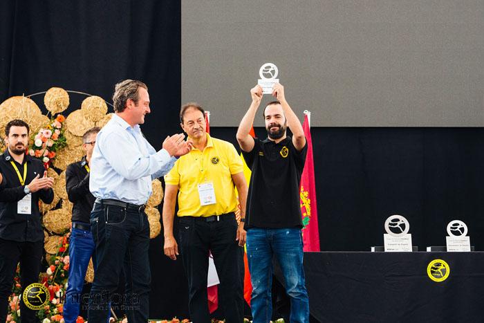 Sergio Yeron copa de españa