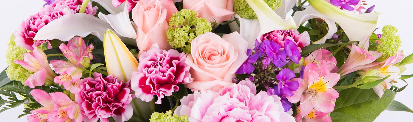 Diferencias en arreglos florales