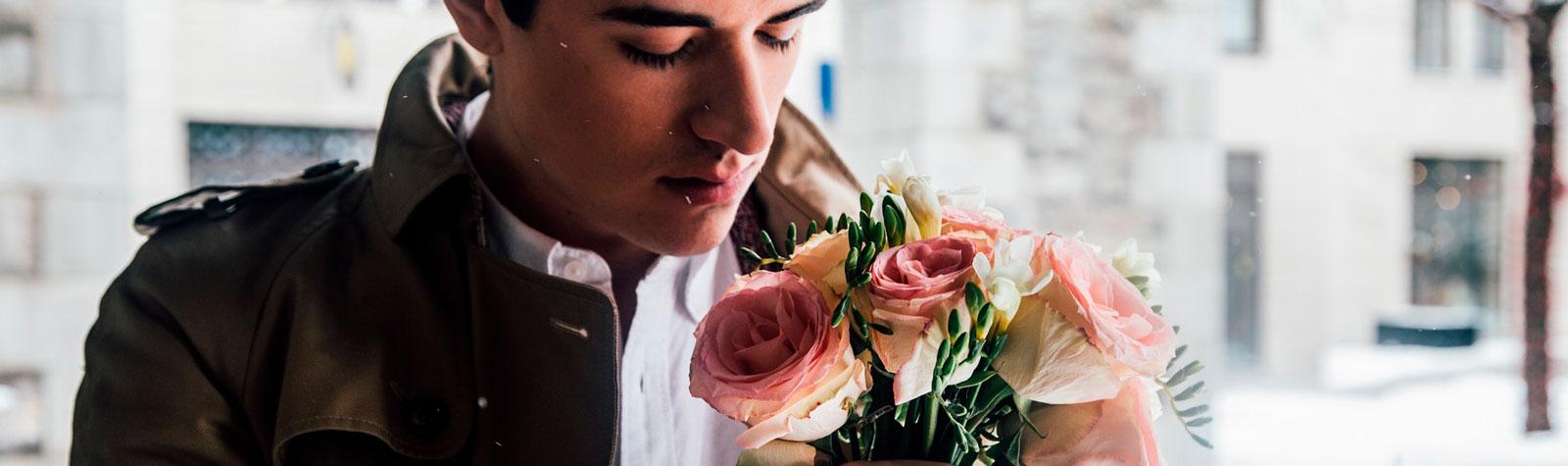 Reglas de protocolo: Regalar flores