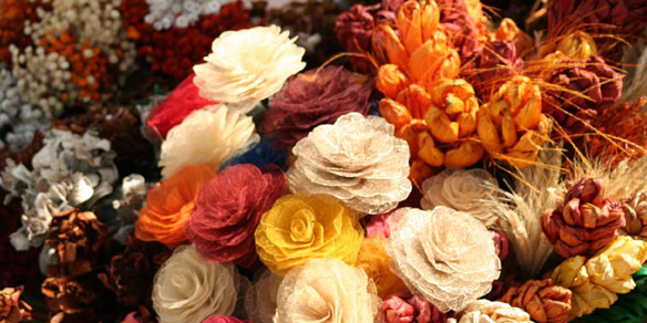 Flores que no se marchitan interflora - Como secar hortensias ...