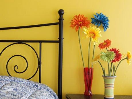 Plantas en el dormitorio interflora - Feng shui dormitorio colores ...
